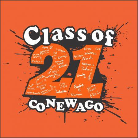 Conewago Signatures 2021